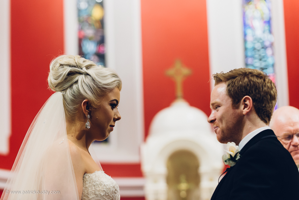 PictureKellyAnn & Damian's St Patrick's, Derry & Lough Eske Castle Wedding by Patrick Duddy Wedding Photography, Documentary Wedding Photographer,