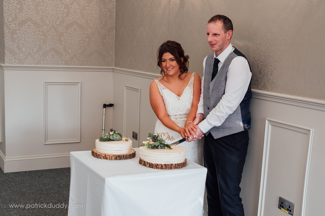 Ballyscullion Park Wedding Northern Ireland Patrick Duddy Documentary Wedding Photography Derry